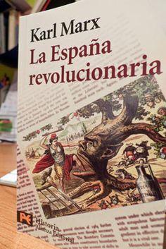 España revolucionaria / Carlos Marx y Federico Engels