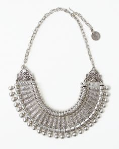 The Bangalore Necklace by Chanour at JewelMint.com, $45.00