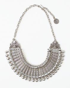 The Bangalore Necklace by Chanour at JewelMint.com, $45.00