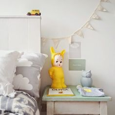 SUUS | Sneak Peak Nursery | ensuus.blogspot.nl | Kidsroom Nursery Boysroom Baby | - Lapin - Farg Form - Olivia - Grey - Yellow |