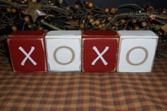 primitive wooden valentines day signs images - Google Search