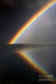 ✮ Rainbow Reflection