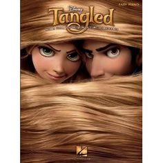 Tangled - Music From The Motion Picture Soundtrack (Easy Piano)