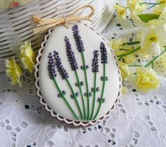 Lavender :: Gingerbread mill