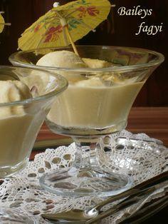 Hankka: Baileys fagyi Icecream, Pudding, Desserts, Food, Gelato, Deserts, Custard Pudding, Puddings, Dessert