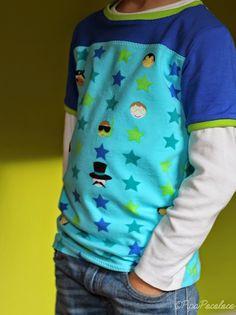 pipa pocoloco: Shirt Moritz von kibadoo