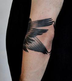 Marcin Aleksander Surowiec - Raven Tattoo