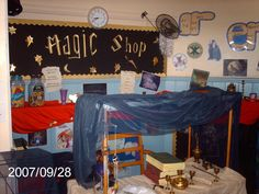 Magic Shop Role Play Display, classroom display, class display, Roleplay, role-play, role play, Magic, shop, Early Years (EYFS), KS1& KS2 Primary Resources