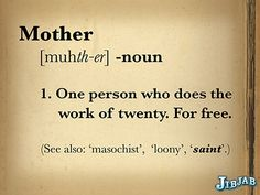 Meaning of Mother