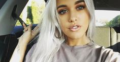 We Can't Stop Watching Lottie Tomlinson's Mesmerizing Lip Routine