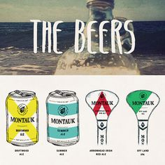 Montauk Brewery Website