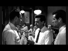 groupthink in 12 angry men 12 angry men (1957) is a gripping groupthink is depicted in situations where group pressures for 12 angry men the film in twelve angry men rose shows that.