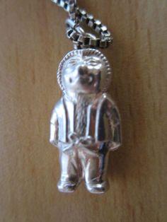 Anhänger Mecki Silber   eBay, sold for $81.84