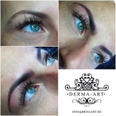 Derma-Art Natural Brows•Powder Effect•Microblading•Brisaart•
