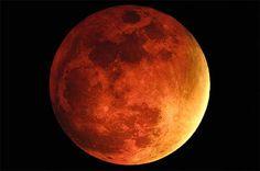 Fenómeno de super-luna el 14 de noviembre. 2016