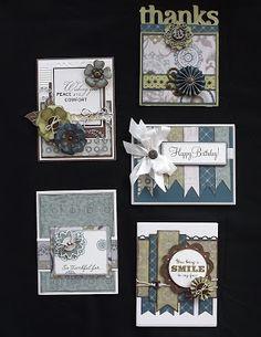 Avonlea cards