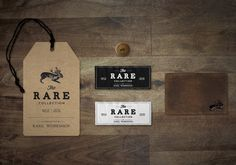 Rare - vintage with natural materials