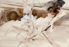 Untitled - Giovanni Boldini - The Athenaeum Giovanni Boldini, Italian Paintings, Classic Paintings, Oil Paintings, Still Life Oil Painting, Art Academy, Italian Artist, Russian Art, Manet