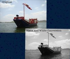 Black and White Conversion in Photoshop