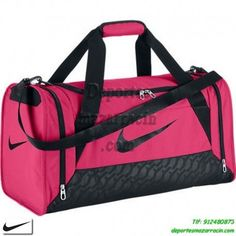Buy the Nike Brasilia 6 Small Duffel at eBags - Tote your gear to and from  the gym inside this sporty duffel bag from Nike. The Nike Brasilia 6 Smal 358b0168af976