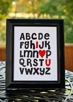 I {Heart} U *Scrapbook Circle October Kit* - Scrapbook.com