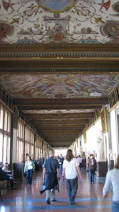 Uffizi Gallerie - Florence