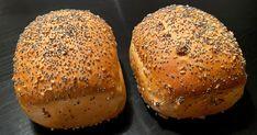 Skagenslapper - Bagt på HUL-Bageplade i Millennium Multi Bageform      Multiformen er til disse Stykker indstillet så rummene er 9... Bread Recipes, Food, Bakery Recipes, Meals, Yemek, Eten
