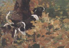 Winslow Homer,  Detail