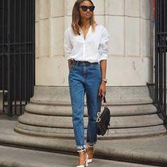 24 melhores ideias sobre Camisa branca clássica | Camisa