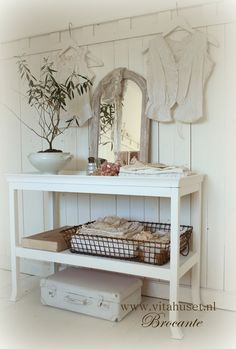 shabby chic #shabbychic #country #cottage #decor #interiors