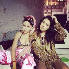 Brooke Candy & Kreayshawn