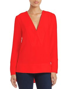 French Connection Oversized Crepe Tunic #FrenchConnection #lordandtaylor $54