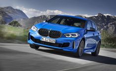 The fans' favorite BMW with a rear-wheel drive setup is now history. The new boss of the new BMW 1 Series family is the xDrive. Bmw I8, Bmw 330i, Audi Tt, Ford Gt, Volkswagen, Toyota, Maserati, Volvo, Mtv