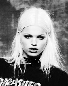 Daphne Groeneveld photographed by Mariano Vivanco for Muse #31.