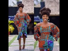 Hello African slay queens, here and check these magnifique ankara styles. These are beautiful pieces that you can add to your wardrobe to keep on slaying. African Print Dresses, African Dresses For Women, African Print Fashion, African Wear, African Attire, African Fashion Dresses, African Outfits, African Clothes, Ankara Fashion