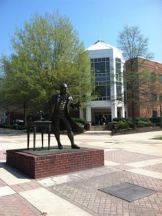 George Mason University, frequently referred to as GMU, is a public university based in unincorporated Fairfax County, Virginia, United States, south of and adjacent to the city of Fairfax.