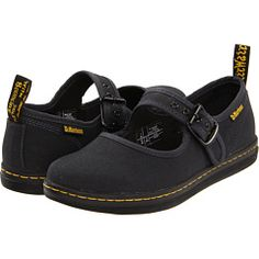Dr. Martens Carnaby Mary Jane, I really want a pair of these!