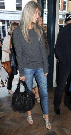 Vogue fashion features director Sarah Harris