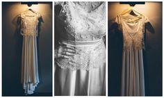Kate Halfpenny 'Thea' dress & 'Iris' jacket. £1695 #katehalfpenny #prelovedweddingdress #laceweddingdress #vintagestyleweddingdress #bride #bridetobe #wedding #weddingplanning #weddingdressshopping #teddington #richmond #surreybride #londonbride