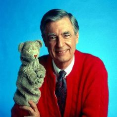 """""""The world needs a sense of worth, and it will achieve it only by its people feeling that they are worthwhile.""""   ― Fred Rogers"""