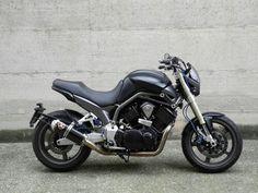 YAMAHA BULLDOG 1100 SPECIAL SCRAMBLER CUSTOM MOTORCYCLES