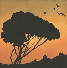 The clearing nears -Ian Dingman (tattoo?)