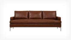 Eve Sofa - Leather | EQ3 Modern Furniture