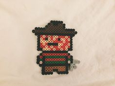 Hey, I found this really awesome Etsy listing at https://www.etsy.com/ru/listing/225164409/freddy-kruger-perler-bead-magnetkeychain