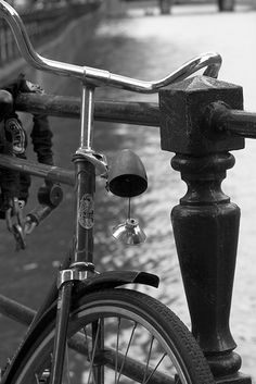 Old bike lamp by kittymaguire, via Flickr