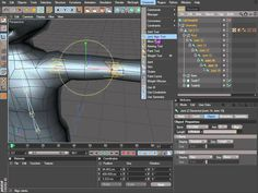 Cinema 4D Rigging 01 - Joint, Joint Tool, Joint Align Tool, Mirror Tool - YouTube