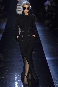 Jean Paul Gaultier Spring 2007 **Thirty Year Retrospective   1998 Elegance Parisienne**