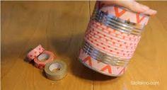 reciclado de latas de conservas - Buscar con Google
