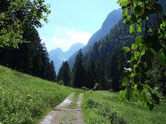 Surroundings of Golling Austria