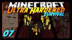 Minecraft: Ultra Hardened Survival LP - 007 - INTO HELL!